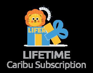 Caribu Lifetime Subscription