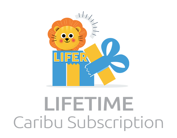 Caribu Lifetime Subscription