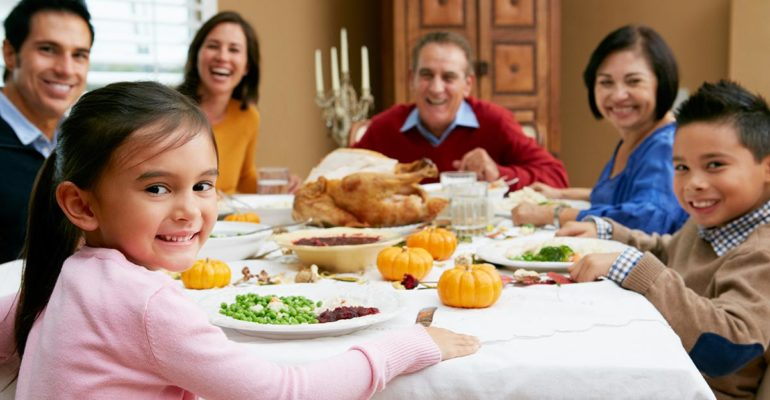 5 Tips for Keeping the Kids Entertained on Thanksgiving Day