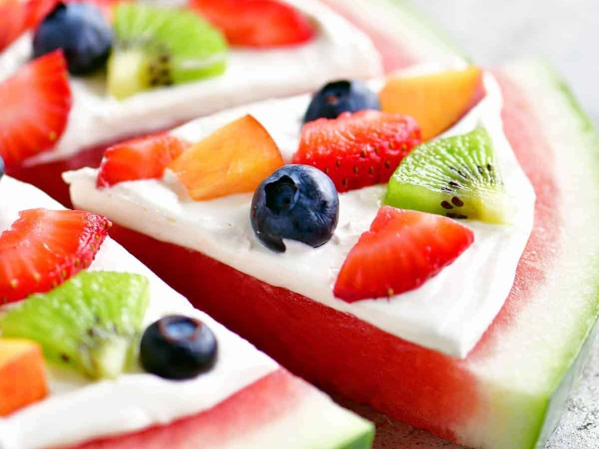 watermelon pizza for kids caribu images tech app for kids and families